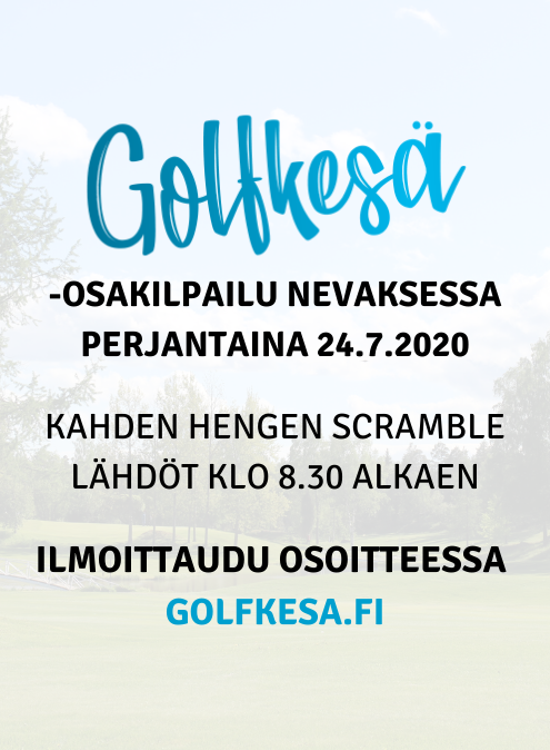 Golfkesä